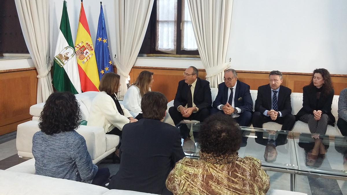 """La Mesa del Tercer Sector de Andalucía considera """"necesaria y justa"""" la reforma de financiación autonómica"""