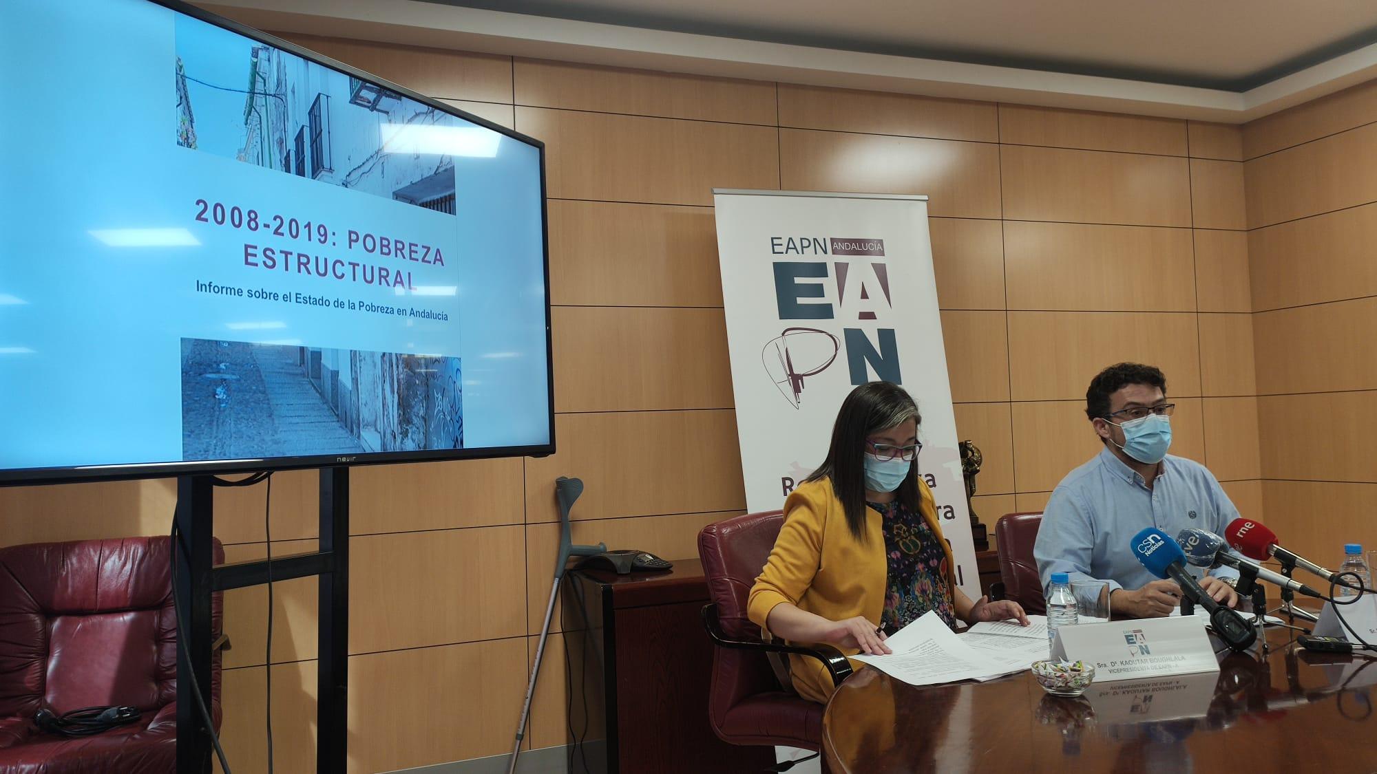 2008-2019: POBREZA ESTRUCTURAL: X Informe 'El Estado de la Pobreza en España. Seguimiento del indicador de pobreza y exclusión social 2008 – 2019'