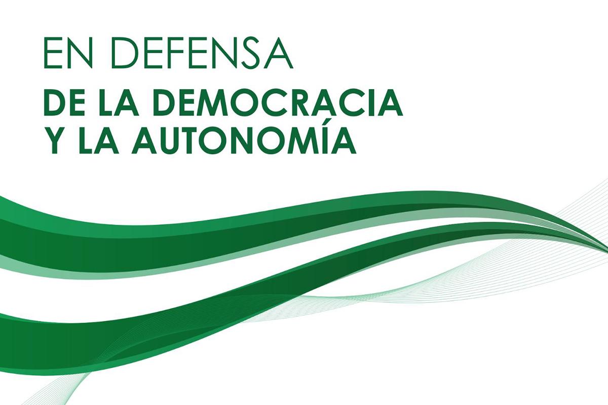 Manifiesto en Defensa de la Democracia y la Autonomía