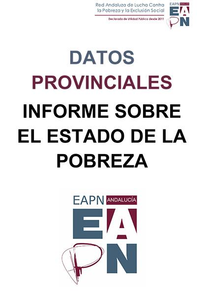 Datos provinciales – Informe sobre el estado de la pobreza 2019
