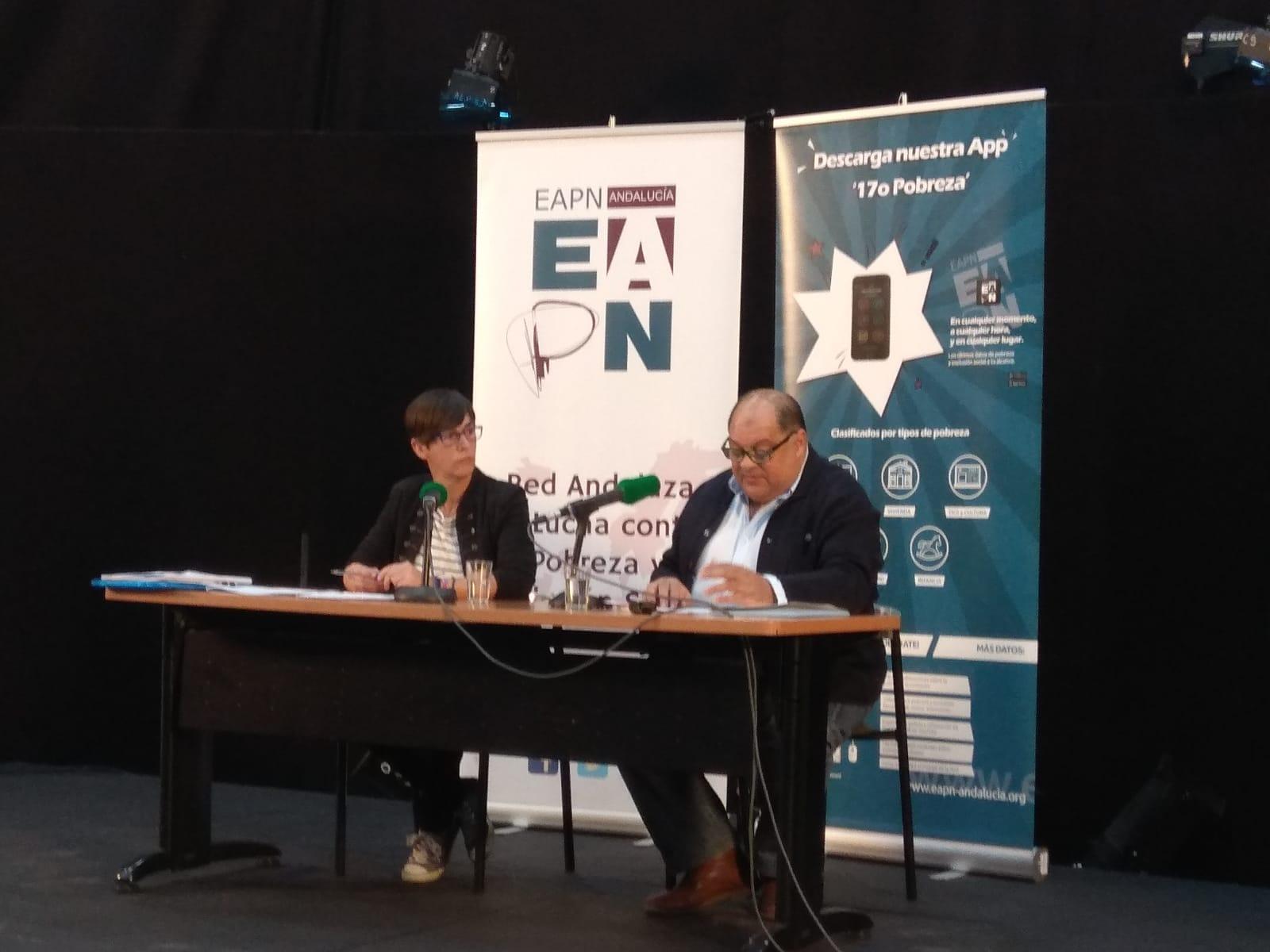 Radiografía de la Pobreza en Andalucía 2019: LA POBREZA OLVIDADA