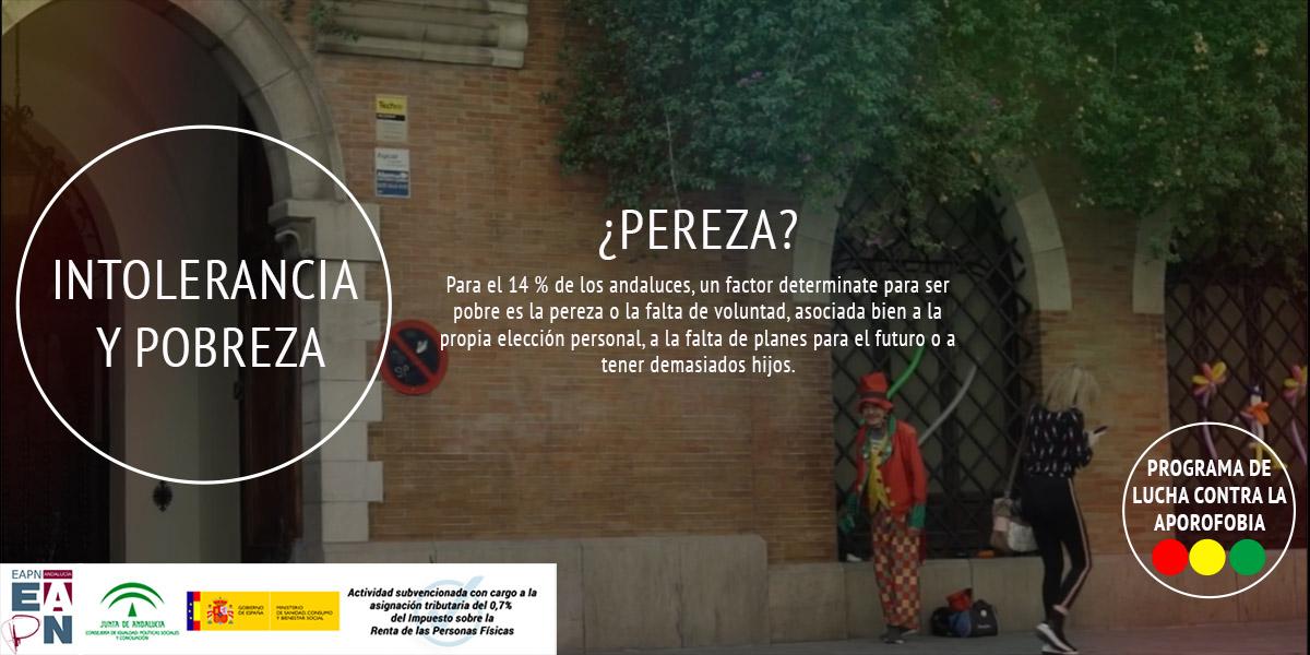 ESTEREOTIPOS DE POBREZA: LUCHA CONTRA LA APOROFOBIA