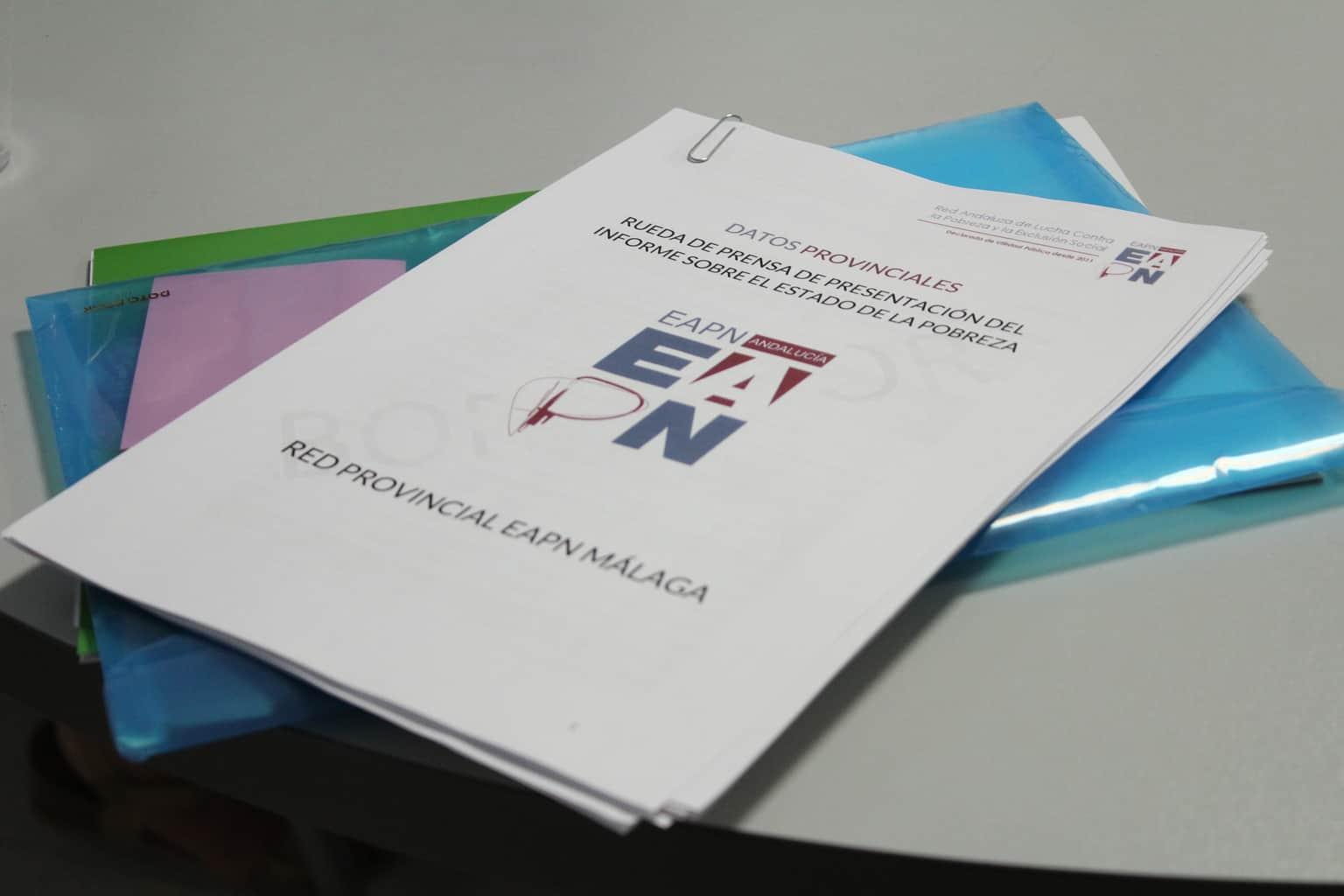 EAPN-A pide a la Junta de Andalucía y a los ayuntamientos más inversión en políticas sociales y apoyo a las entidades sin ánimo de lucro